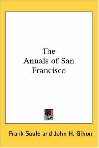 Download The Annals of San Francisco