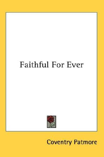 Download Faithful For Ever