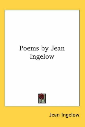 Poems by Jean Ingelow