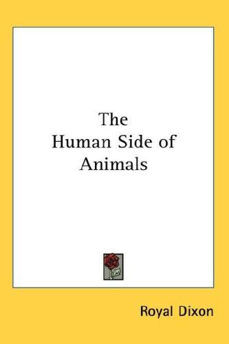 Download The Human Side of Animals