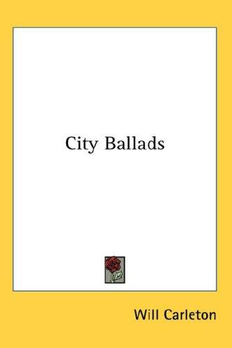 Download City Ballads