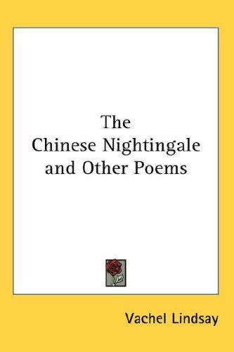Download The Chinese Nightingale and Other Poems