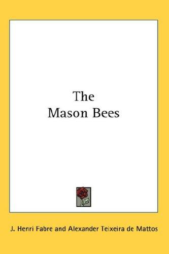 Download The Mason Bees