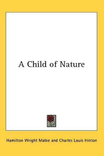 Download A Child of Nature
