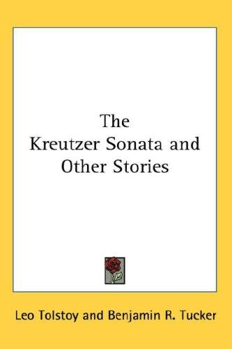Download The Kreutzer Sonata and Other Stories