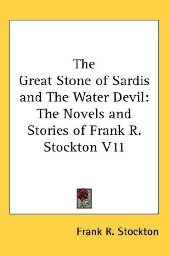 Download The Great Stone of Sardis and The Water Devil