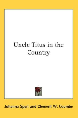 Download Uncle Titus in the Country