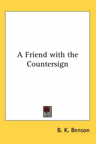 Download A Friend with the Countersign