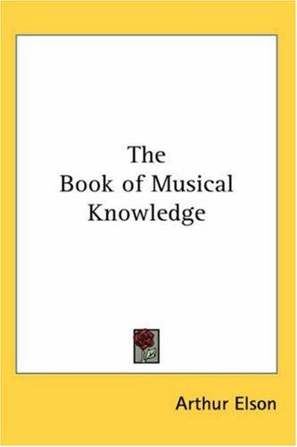 The Book of Musical Knowledge