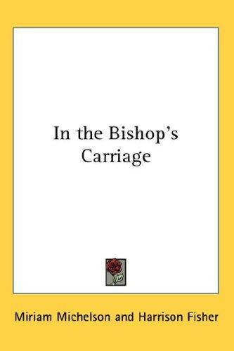 In the Bishop's Carriage