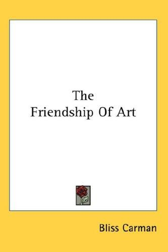 Download The Friendship Of Art