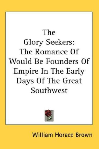 Download The Glory Seekers