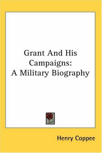 Download Grant And His Campaigns
