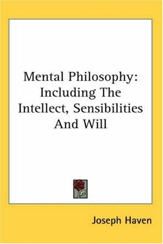 Download Mental Philosophy
