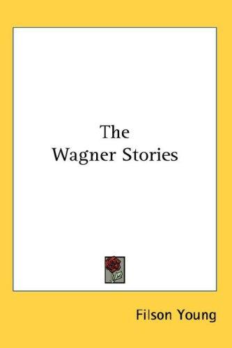 Download The Wagner Stories