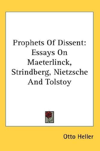 Download Prophets Of Dissent