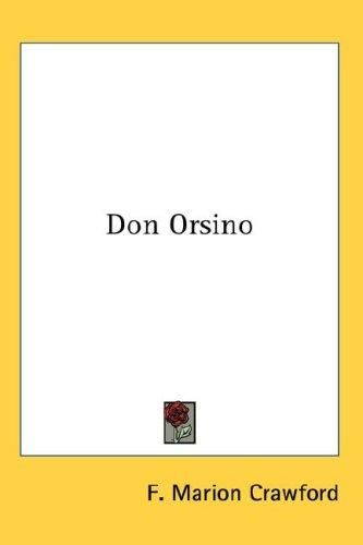 Download Don Orsino
