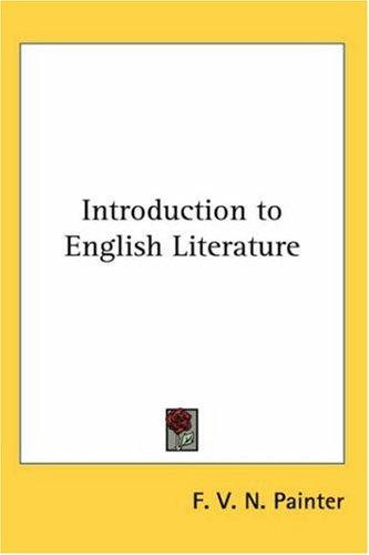 Download Introduction to English Literature