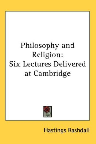 Download Philosophy and Religion