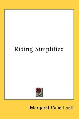 Download Riding Simplified