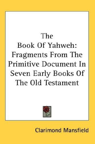 Download The Book Of Yahweh