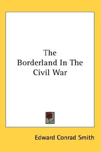 Download The Borderland In The Civil War