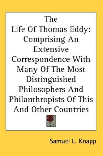 Download The Life Of Thomas Eddy