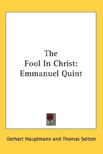 Download The Fool In Christ