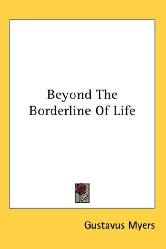 Download Beyond The Borderline Of Life
