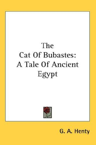Download The Cat Of Bubastes