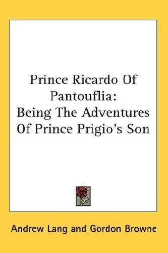 Download Prince Ricardo Of Pantouflia