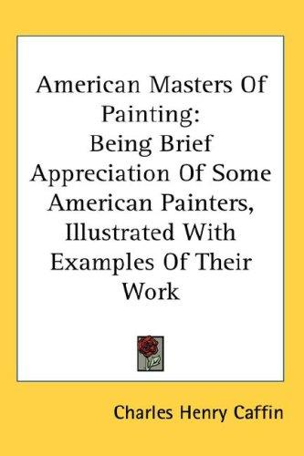 Download American Masters Of Painting