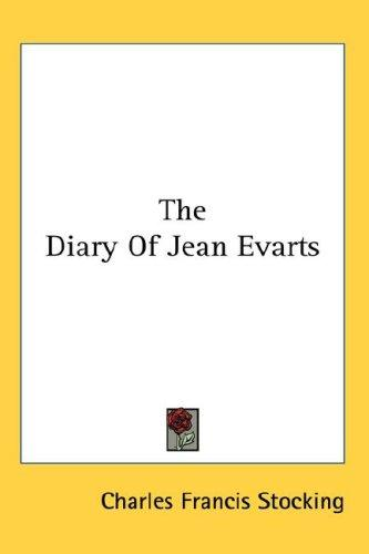 Download The Diary Of Jean Evarts