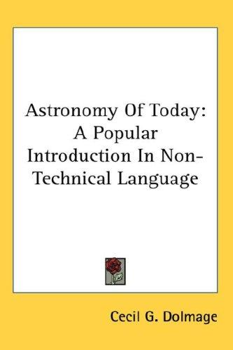 Download Astronomy Of Today