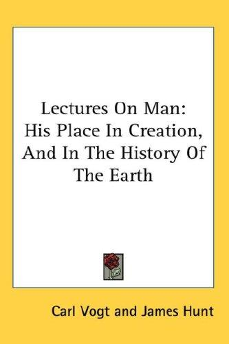 Download Lectures On Man