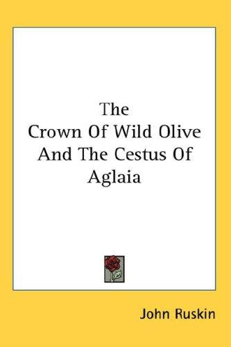 The Crown Of Wild Olive And The Cestus Of Aglaia