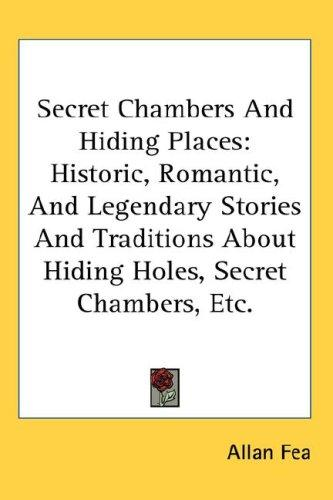 Download Secret Chambers And Hiding Places