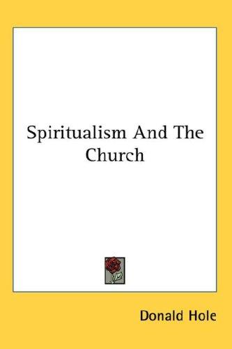Spiritualism And The Church
