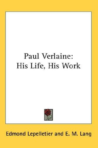 Download Paul Verlaine