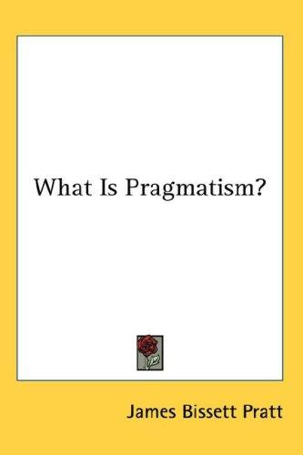 Download What Is Pragmatism?