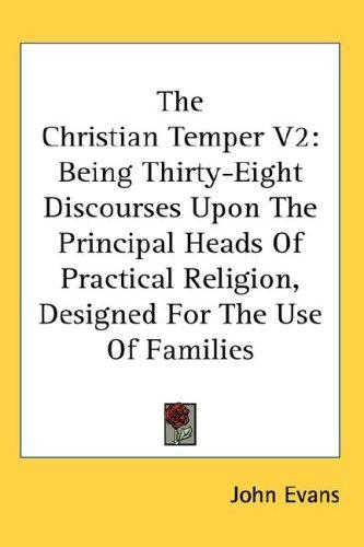 Download The Christian Temper V2