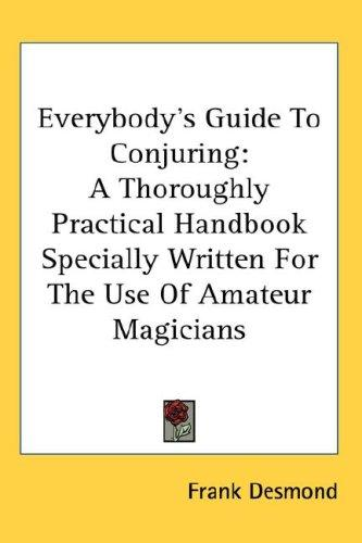 Download Everybody's Guide To Conjuring