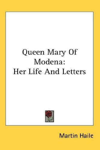 Download Queen Mary Of Modena