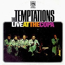 The Temptations - For Once In My Life