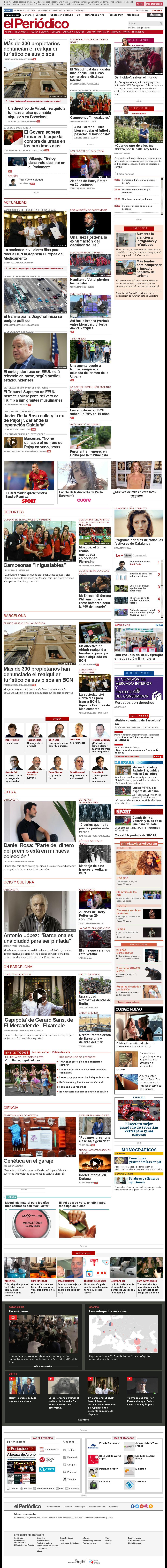 El Periodico at Tuesday June 27, 2017, 12:17 a.m. UTC