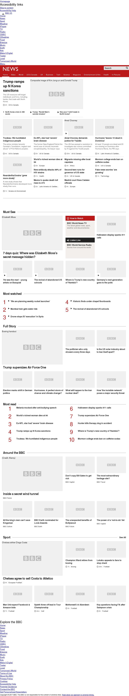 BBC at Friday Sept. 22, 2017, 1 a.m. UTC