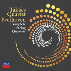 Takács Quartet - String Quartet in F major, op. 18 no. 1: II. Adagio affettuoso ed appassionato