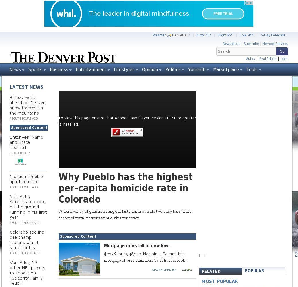 Denver Post