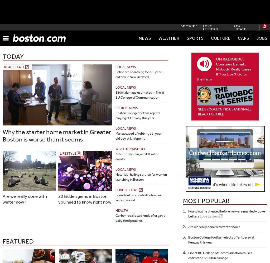 Boston.com