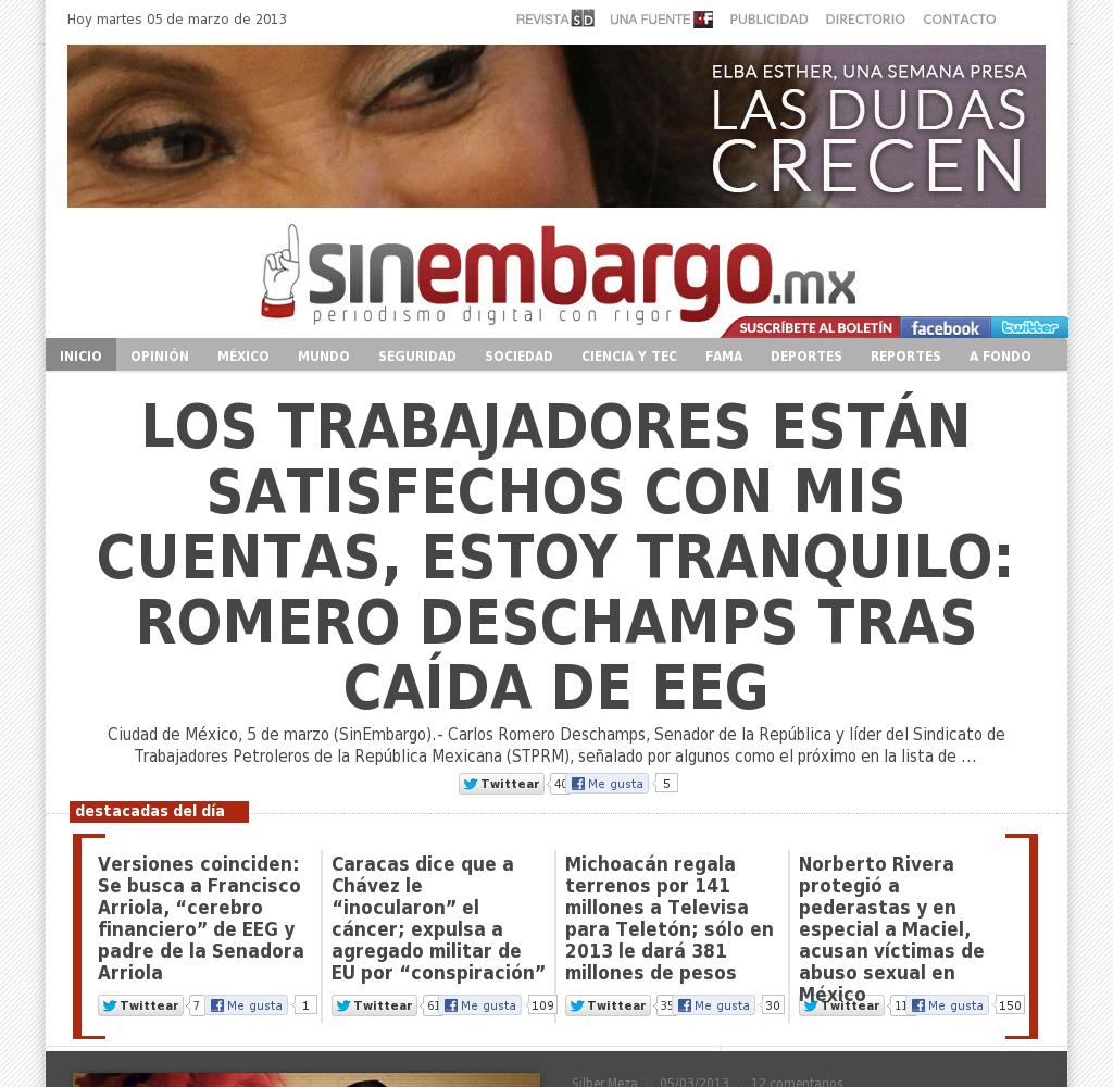 Sin Embargo